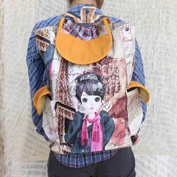 APKAMART Fashion Backpack