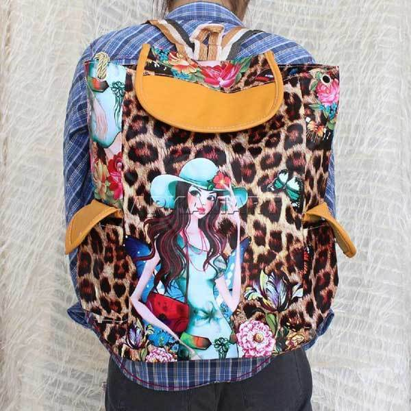 Fashion Backpack - ApkaMart