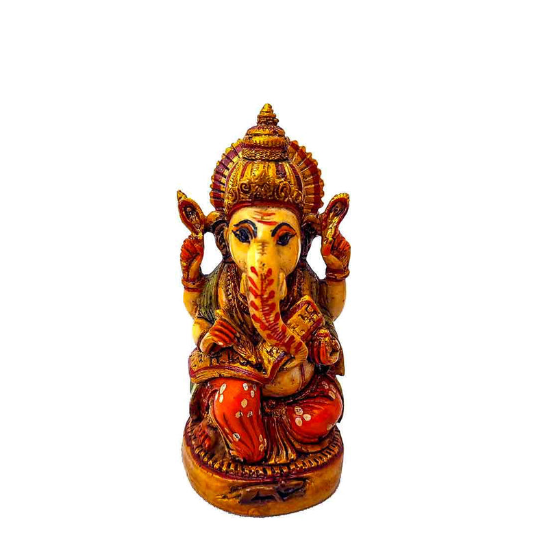 Ganesh ji Showpiece 3 Inches - ApkaMart