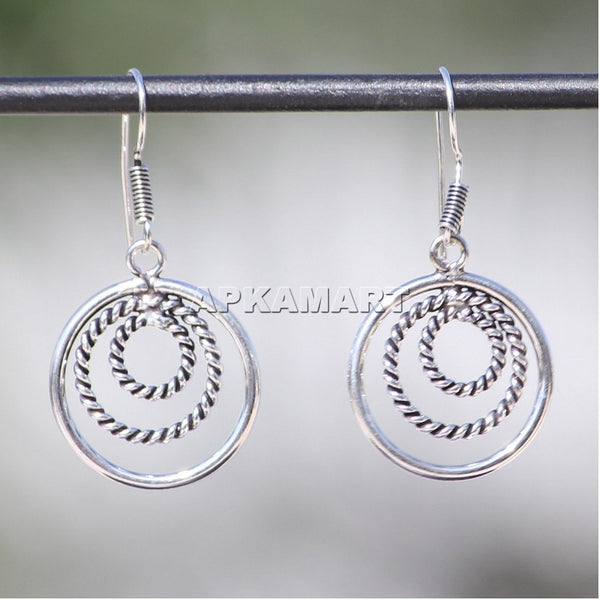 APKAMART German Silver Earring
