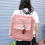Girl's Pink Color Back Pack 16 Inch
