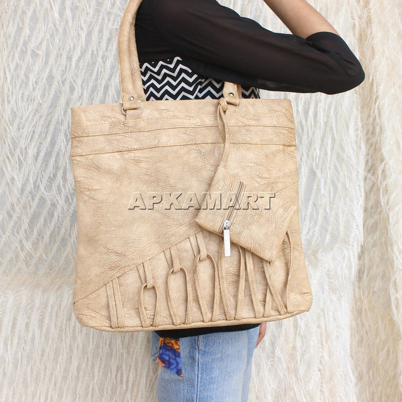 Hand Bag With Mobile Pouch - ApkaMart