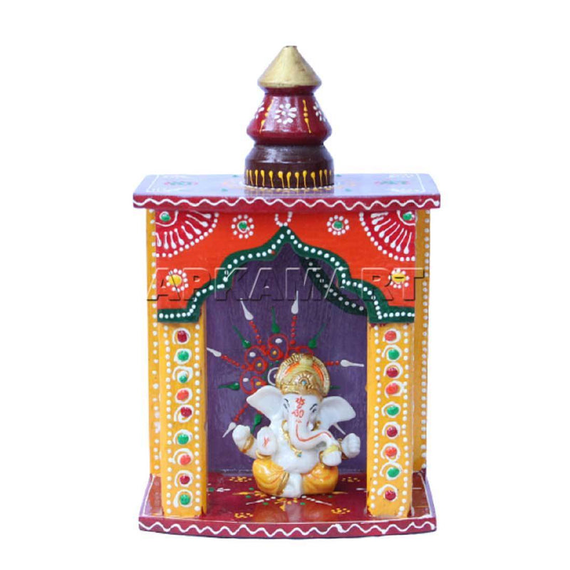APKAMART Home Temple 10 Inch