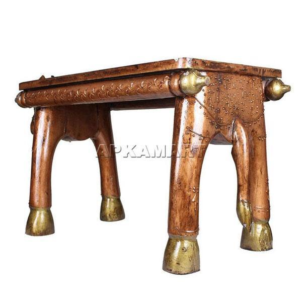 Horse Side table 25 Inch - ApkaMart
