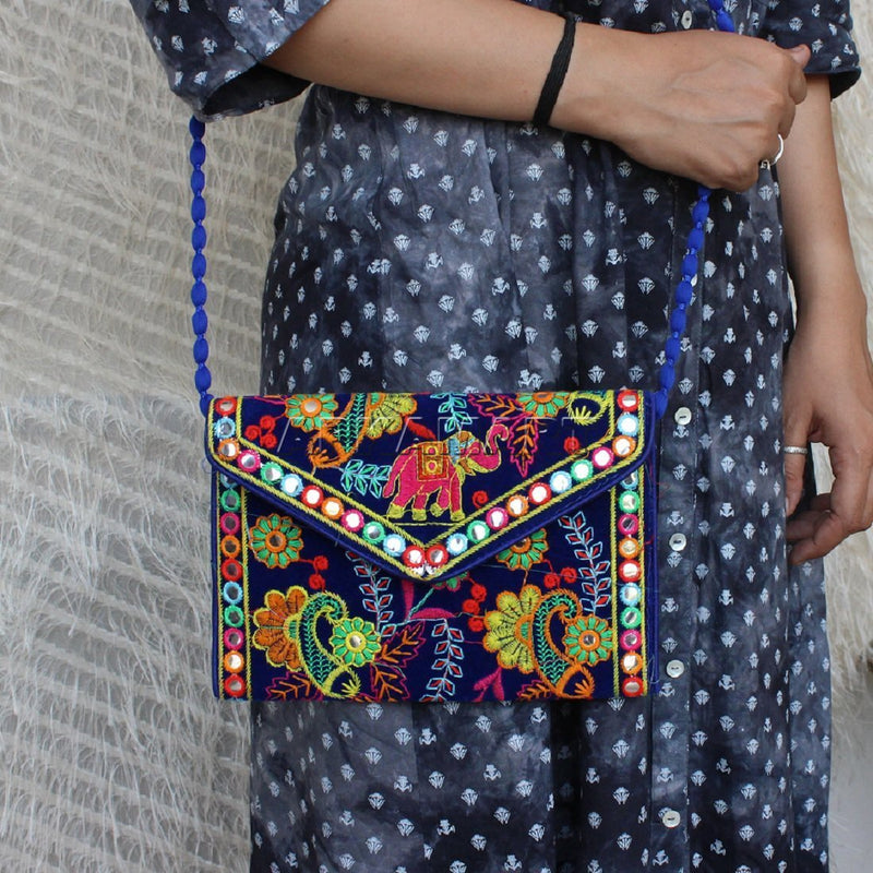 Indian Tribal Clutch - ApkaMart