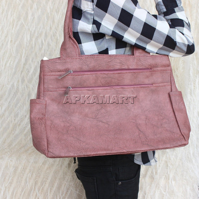 APKAMART Large Hand Bag
