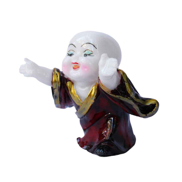 Laughing Baby Monk 5 Inch