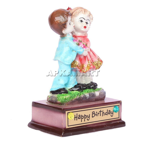 APKAMART Love Couple Showpiece 6 Inch