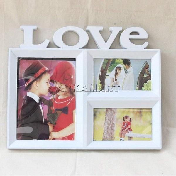 APKAMART Love Photo Frame