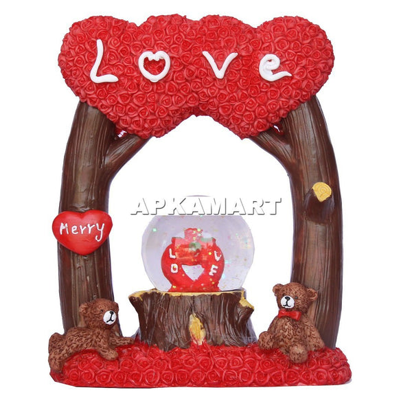 APKAMART Merry Love Showpiece 9 Inch