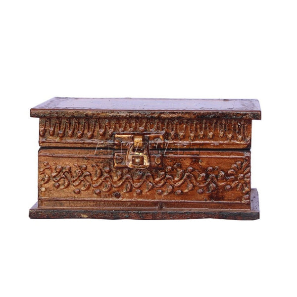 APKAMART Painting Decorative Box 8 Inch