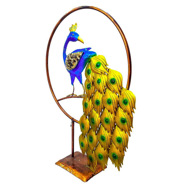 Peacock Stand 37 inch - ApkaMart