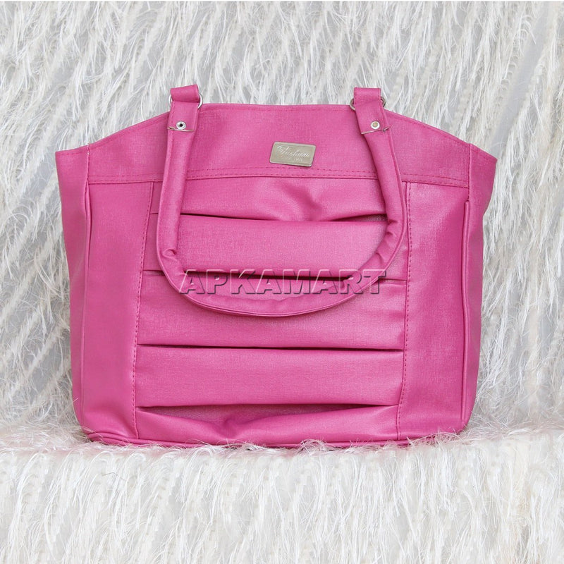 APKAMART Pink Shoulder Bag