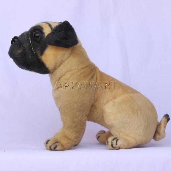 APKAMART Pug Puppy Soft Toy