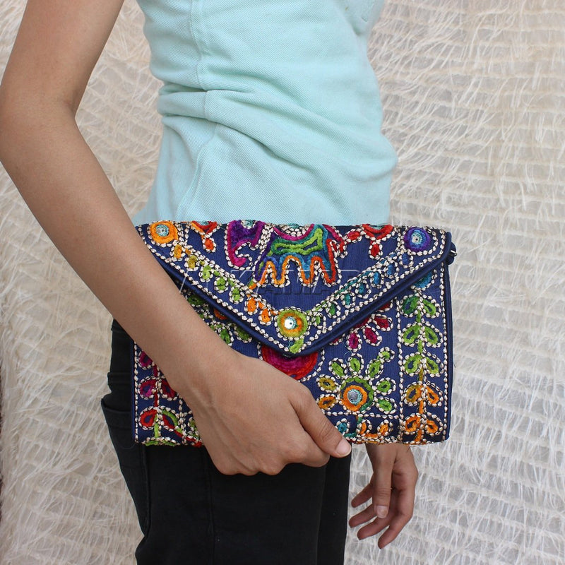 APKAMART Rajasthani Party Wear Clutch