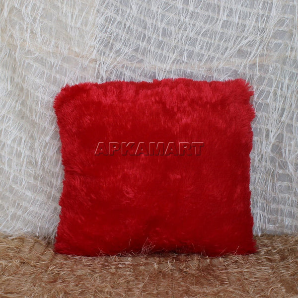 APKAMART Red Pillow Soft Toy