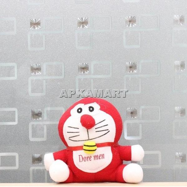 APKAMART Red Smiling  Soft Toy