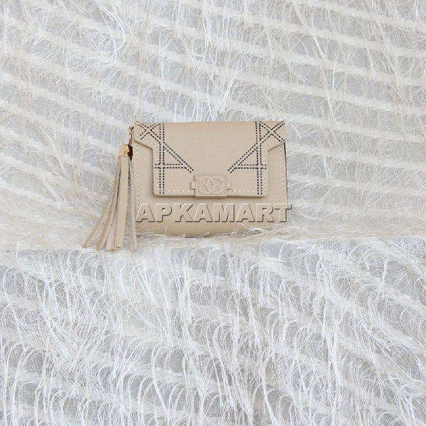 APKAMART Short Folding Wallet