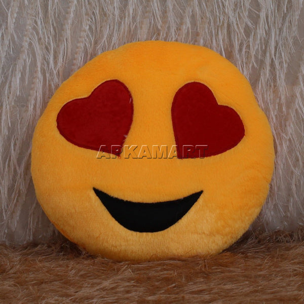 APKAMART Smiley Pillow