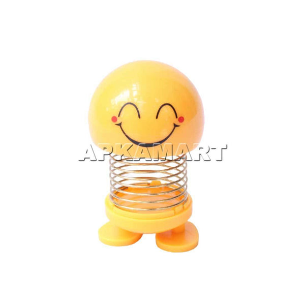 APKAMART Smiley Spring Doll 3 inch