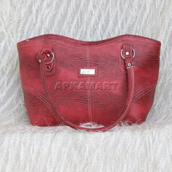 APKAMART Solid Shoulder Bag