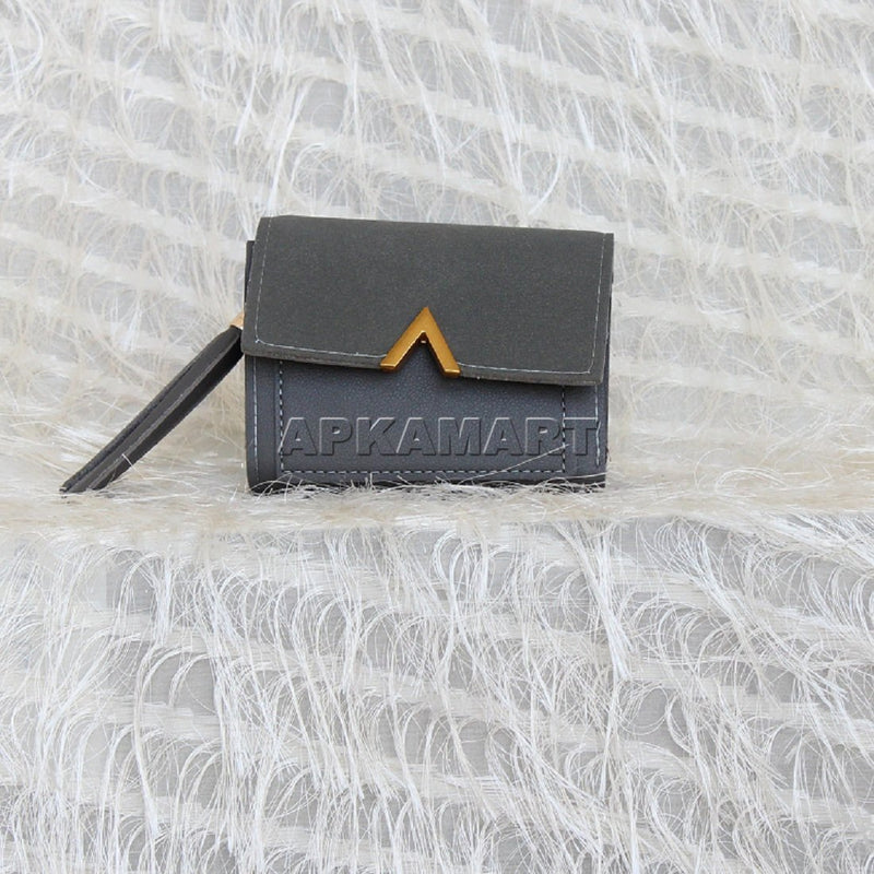 Stylish Folded Wallet - ApkaMart