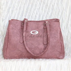 APKAMART Textured Hand Bag