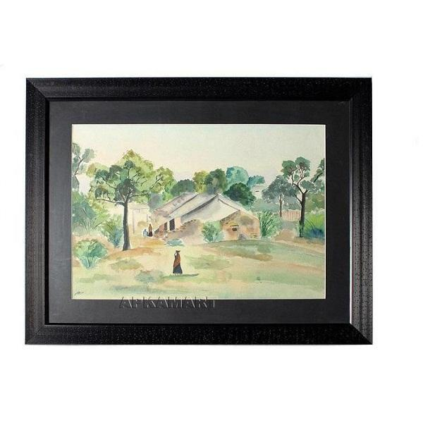 APKAMART The Village Life 27 Inch