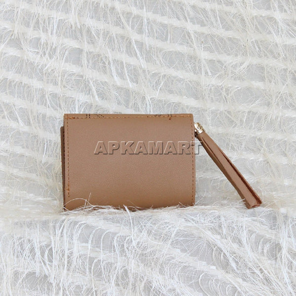 APKAMART Three Fold Wallet