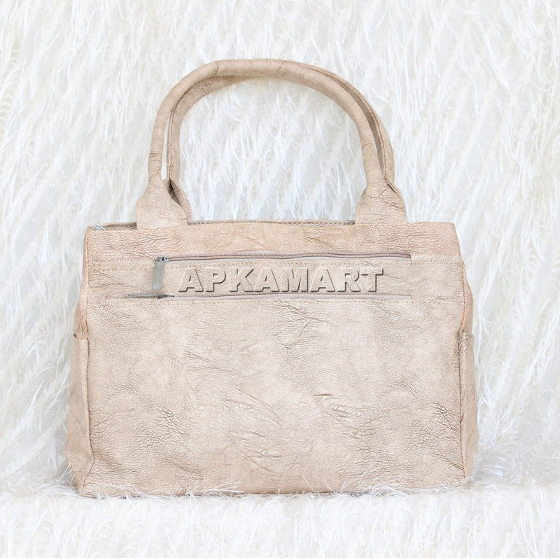 APKAMART Top Handle Hand Bag