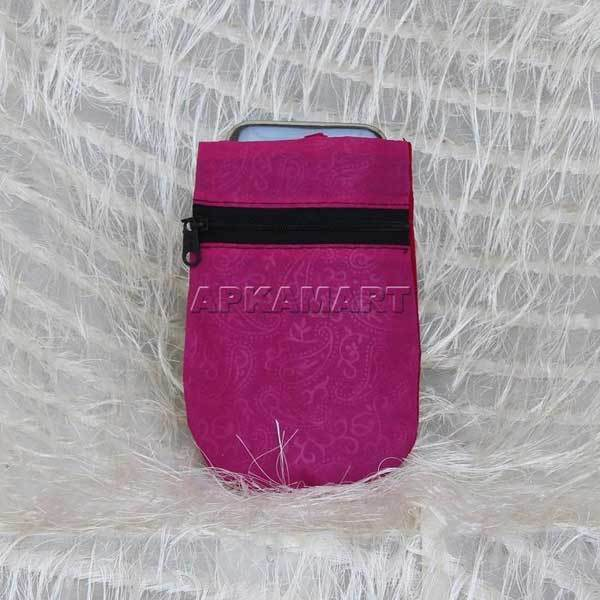 APKAMART Traditional Designer Mobile Pouch