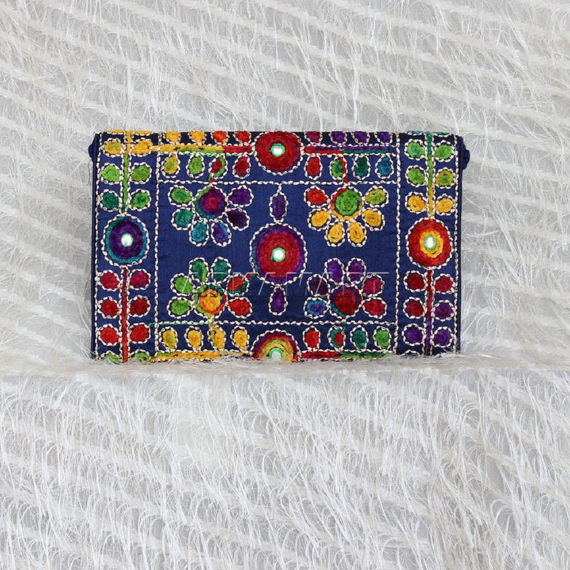 APKAMART Traditional Gujarati Women Clutch