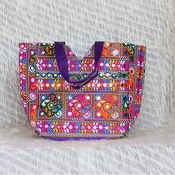 APKAMART Traditional Multicolour Hand Bag