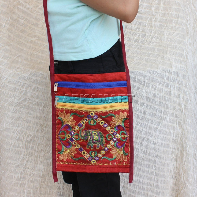APKAMART Traditional Sling Bag