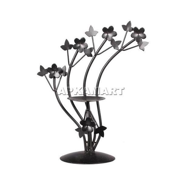 APKAMART Tree Candle Holder 9 Inch
