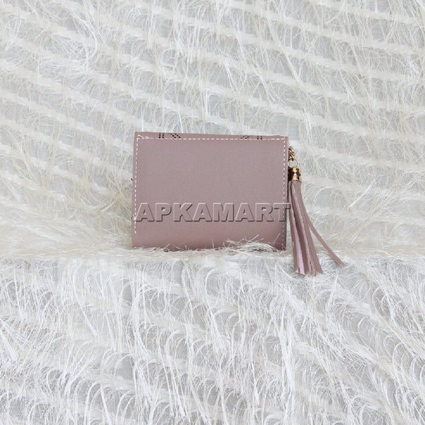 APKAMART Women Short Wallet