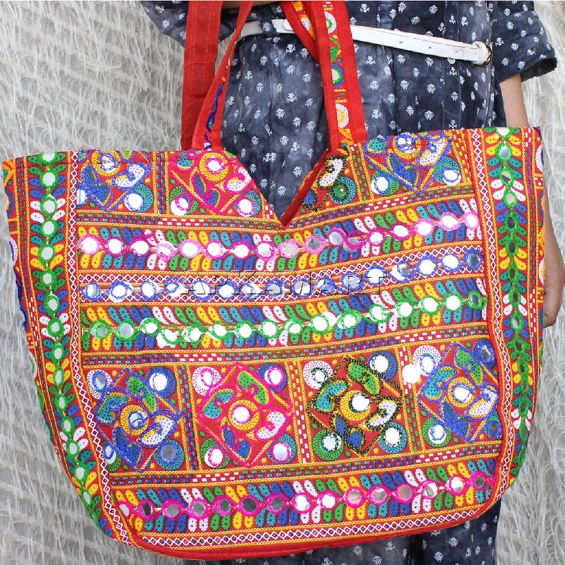 Women Traditional Hand Bag - ApkaMart