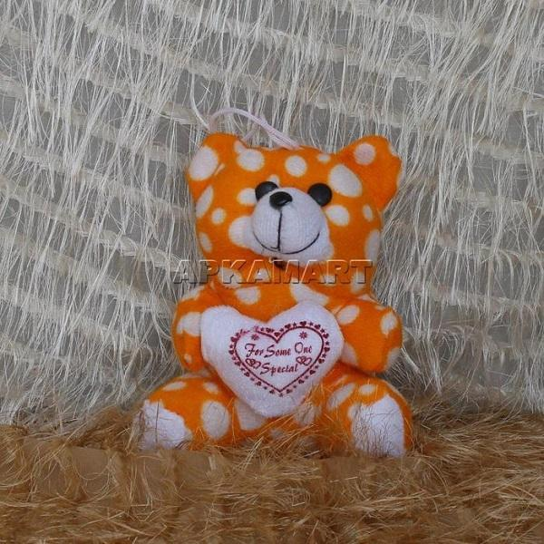 APKAMART Yellow Heart Teddy