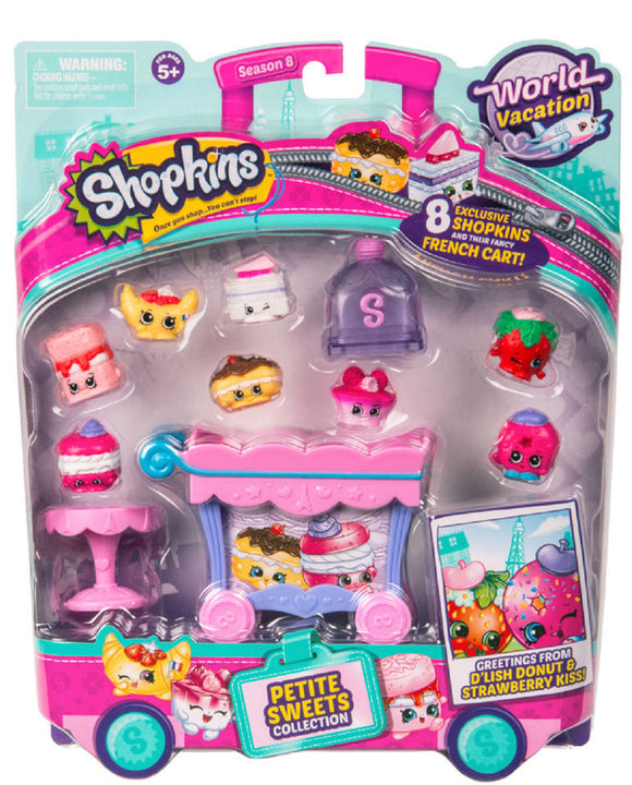 Shopkins Season 8