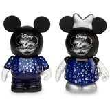 Vinylmation Mickey and Minnie Mouse 3'' Figure Set - Disney Store 30th Anniversary - Limited Release