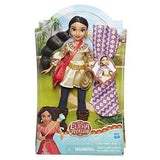 Disney Elena of Avalor Adventure Princess Doll - Brunette