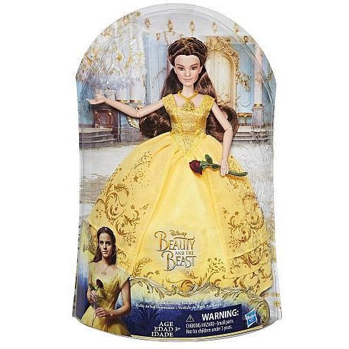 Disney Beauty and the Beast Enchanting Ball Gown Belle - Brunette