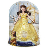 Disney Beauty and the Beast Live Action Enchanting Melodies Belle Doll - Brunette