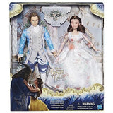 Disney Beauty and the Beast Live Action Royal Celebration Princess Doll - Belle and Beast