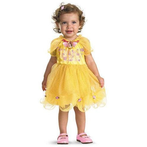 Disney Princess Belle Costume 12-18 Months