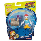 Disney Junior Mickey and The Roadster Racers Figure and Accessory Set - Painter Donald