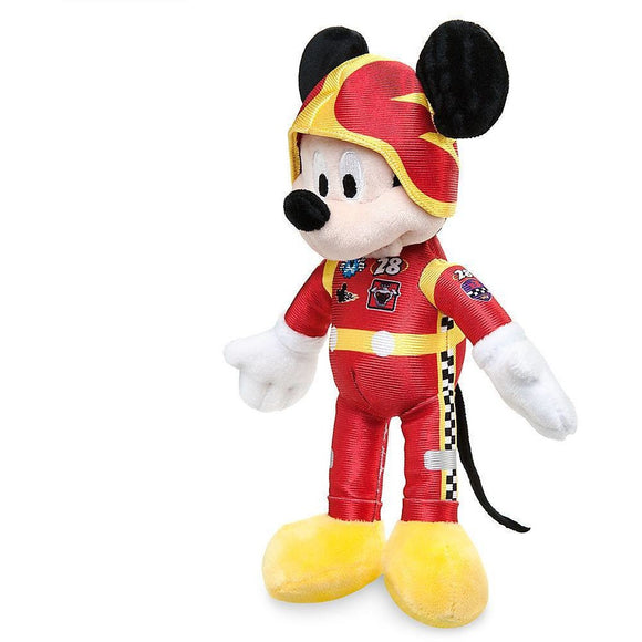 Mickey Mouse Plush - Mickey and the Roadster Racers - Small - 9 .5''