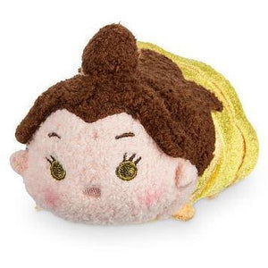 Disney Tsum Tsum Beauty and the Beast Vinyl Stuffed Figure - Belle