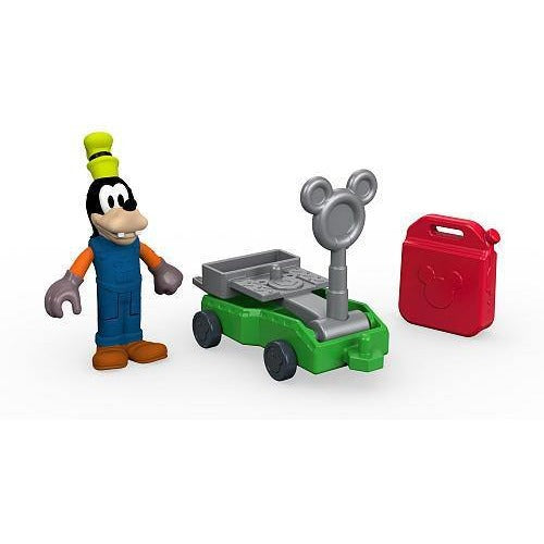 Fisher-Price Disney Mickey and The Roadster Racers - Mechanic Goofy