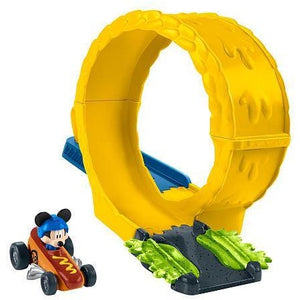 Fisher-Price Disney Mickey and The Roadster Racers - Mustard Run